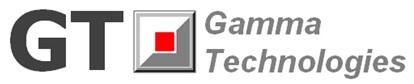 Gamma Technologies logo